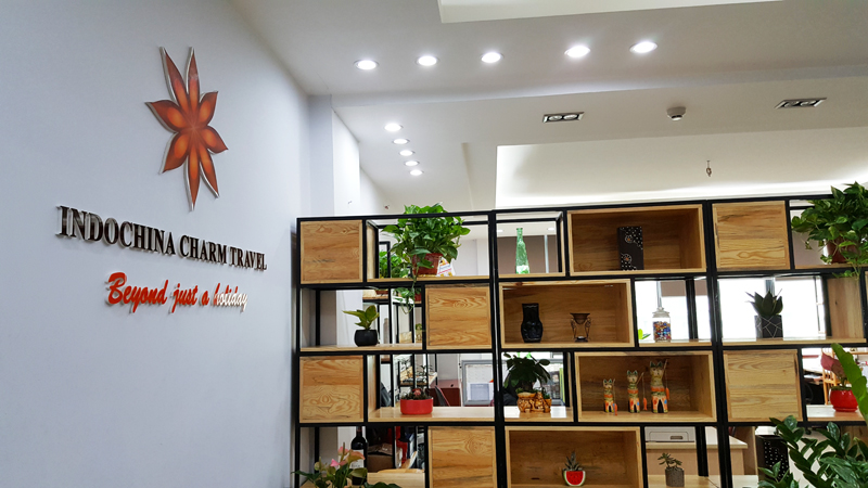 Myanmar Travel Agency Office