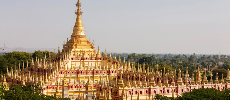 Monywa, land of Buddha Statues