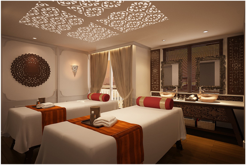 Anawrahta spa room