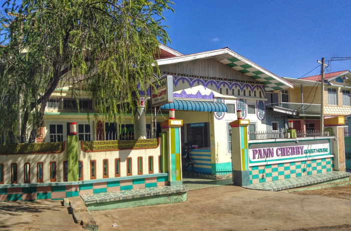 Pann Cherry Guesthouse in Bagan