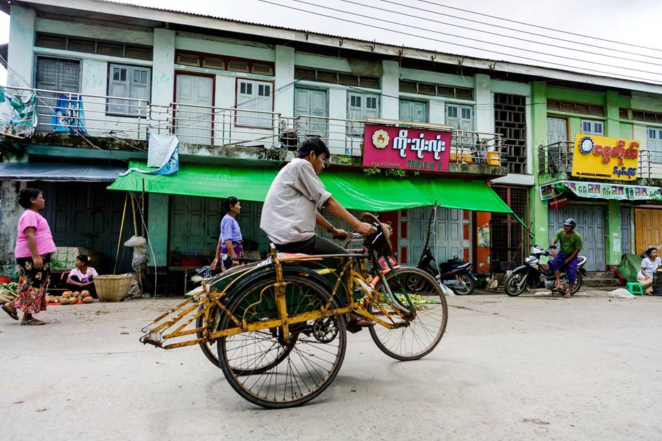 Sittwe Daily Life