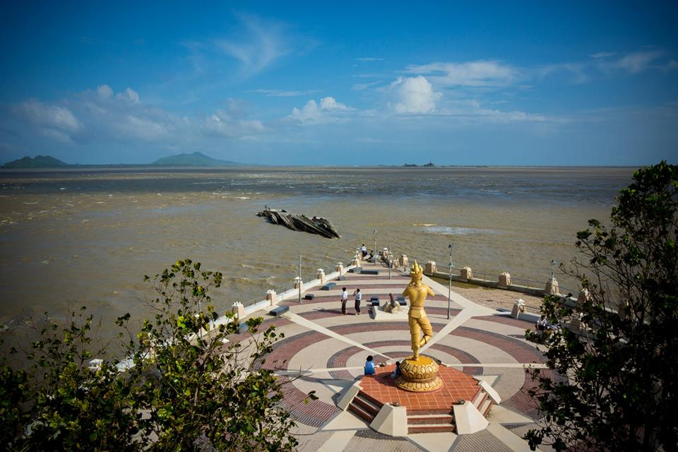 Sittwe View Point
