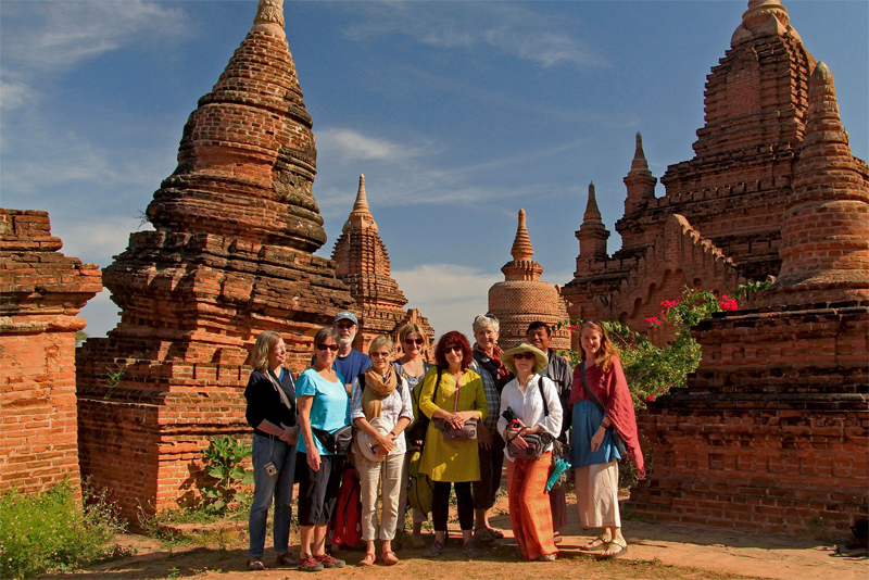 small group tours burma