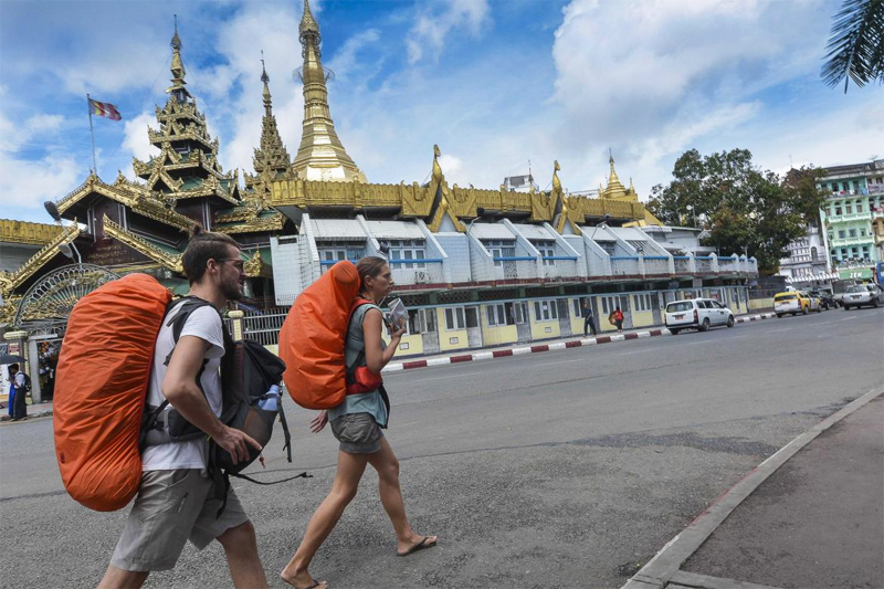 Myanmar Travel Warnings