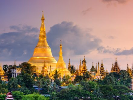 Yangon itinerary 4 days