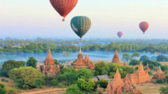 Bagan named UNESCO World Heritage Site